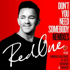 Don't You Need Somebody (feat. Enrique Iglesias, R. City, Serayah & Shaggy) [Remixes] - RedOne, Enrique Iglesias, R. City, Serayah, Shaggy