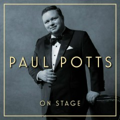 On Stage - Paul Potts