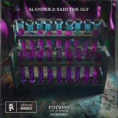 Potions (Remixes) - Slander, Said The Sky, JT Roach, Au5, William Black