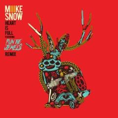 Heart Is Full (feat. Run The Jewels) [Remix] - Miike Snow, Run The Jewels