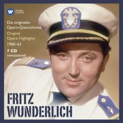 Fritz Wunderlich: Die Electrola-Querschnitte 1960-63 - Fritz Wunderlich