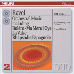 Ravel: Orchestral Music - Boléro/Ma Mère l'Oye etc.