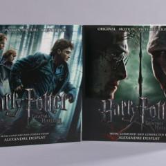 Unboxing Vinyl: Alexandre Desplat - Harry Potter and the Deathly Hallows Part 1 and 2 (Original Motion Picture Soundtrack) - Alexandre Desplat