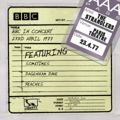 BBC In Concert [23rd April 1977] - The Stranglers