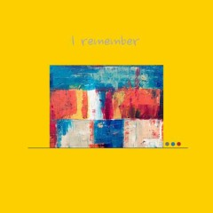 I Remember (Single) - YoonWon
