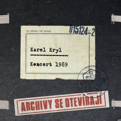 Koncert 1989 - Karel Kryl
