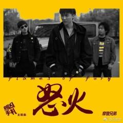 Ngọn Lửa Giận Dữ / 怒火 - Lưu Vũ Ninh