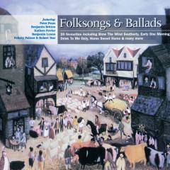 Britten: Folksongs and Ballads - Felicity Palmer, Kathleen Ferrier, Sir Peter Pears, Robert Tear, Benjamin Luxon