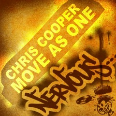 Move As One EP - Chris Cooper