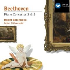 Beethoven: Piano Concertos 2 & 3 - Daniel Barenboim, Berliner Philharmoniker