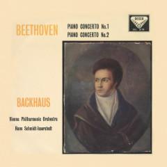 Beethoven: Piano Concertos Nos. 1 & 2 - Wilhelm Backhaus, Wiener Philharmoniker, Hans Schmidt-Isserstedt