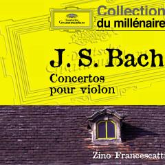 Bach: Violin Concerto No.1 Bwv 1041 & No.2 Bwv 1042 & No.3 Bwv 1043 - Régis Pasquier, Zino Francescatti, Festival Strings Lucerne, Rudolf Baumgartner