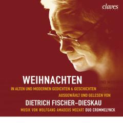 Weihnachten in alten und modernen Gedichten & Geschichten - Dietrich Fischer-Dieskau, Duo Crommelynck