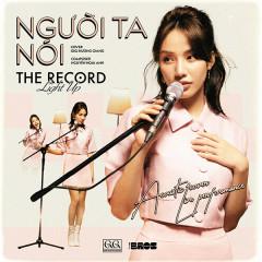 Người Ta Nói (Single) - GiGi Hương Giang