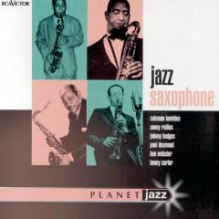 Planet Jazz: Jazz Saxophone - Various Artists