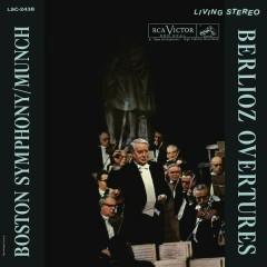 Berlioz: Overtures - Charles Munch