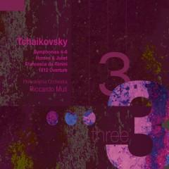 Tchaikovsky: Symphonies 4-6 - Riccardo Muti, Philadelphia Orchestra