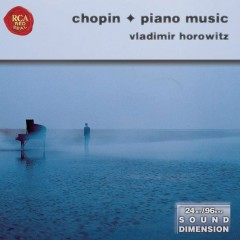 Chopin: Piano Music - Vladimir Horowitz