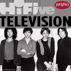 Rhino Hi-Five: Television - Television