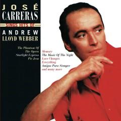José Carreras Sings Hits Of Andrew Lloyd Webber - Jose Carreras