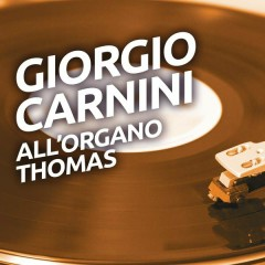 Giorgio Carnini all'organo Thomas - Giorgio Carnini