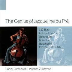 The Genius of Jacqueline du Pré - Jacqueline du Pré