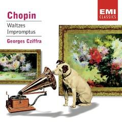 Chopin : Waltzes/Impromptus: Georges Cziffra - Georges Cziffra