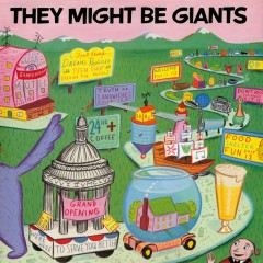They Might Be Giants - They Might Be Giants