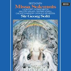 Beethoven: Missa Solemnis - Sir Georg Solti, Lucia Popp, Yvonne Minton, Mallory Walker, Gwynne Howell