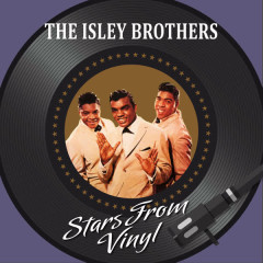 Stars from Vinyl - The Isley Brothers