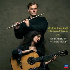 Musiche per flauto e chitarra - Andrea Griminelli, Filomena Moretti