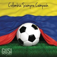 Colombia Siempre Campéon - Gusi,Mr. Jukeboxx