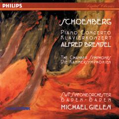 Schoenberg: Piano Concerto; Chamber Symphonies Nos. 1 & 2 - Alfred Brendel, Michael Gielen, SWF Sinfonie Orchester Baden-Baden