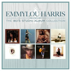 The 80's Studio Album Collection - Emmylou Harris