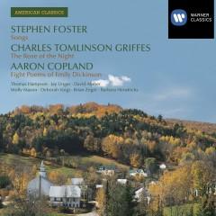 American Classics: Stephen Foster/ Charles Tomlinson Griffes / Aaron Copland - Thomas Hampson