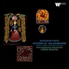 Mussorgsky, Ravel: Pictures at an Exhibition - Debussy: Prélude à l'après-midi d'un faune - Lorin Maazel