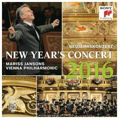 New Year's Concert 2016 / Neujahrskonzert 2016 - Mariss Jansons,Wiener Philharmoniker