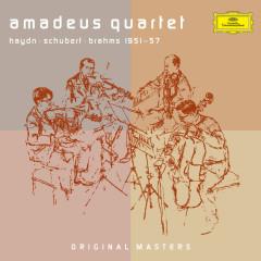 Haydn / Schubert / Mendelssohn / Brahms: String Quartets - Amadeus Quartet