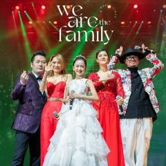 Album We Are The Family  (Single) - Mỹ Tâm, Bằng Kiều, Thu Phương, Hà Lê, Kiều Minh Tâm