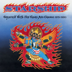 Greatest Hits (Ten Years And Change 1979-1991) - Starship