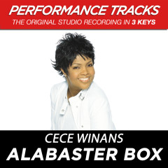 Alabaster Box (Performance Tracks) - CeCe Winans