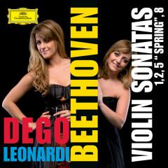 Beethoven: Violin Sonatas Nos. 1, 2, 5