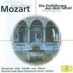 Mozart: Die Entführung aus dem Serail (Highlights) - Fritz Wunderlich, Erika Köth, Lotte Schädle, Friedrich Lenz, Kurt Böhme