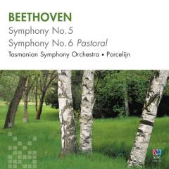 Beethoven: Symphonies Nos 5 & 6 - Tasmanian Symphony Orchestra, David Porcelijn