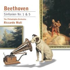 Beethoven: Symphony Nos 1 & 5 - Riccardo Muti, Philadelphia Orchestra