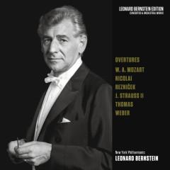 Overtures: Mozart - Nicolai - Strauss, Jr. - von Weber - Thomas - Leonard Bernstein