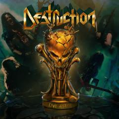 Live Attack - Destruction