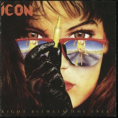 Right Between The Eyes - ICON