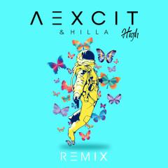 High (Aexcit vs. Mandé Remix) - Aexcit, HILLA