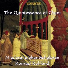 The Quintessence of Chant (Gregorianische Gesänge I & II) - Niederaltaicher Scholaren, Konrad Ruhland